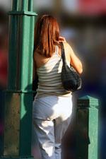 Vorsicht vor Taschendieben